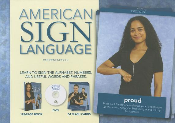 American Sign Language By Nichols, Catherine/ Bowell, David (CON)